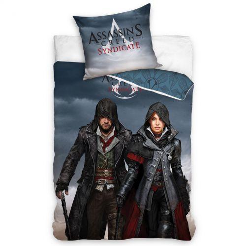 BedTex Assassin's Creed Jacob and Evie bavlněné povlečení