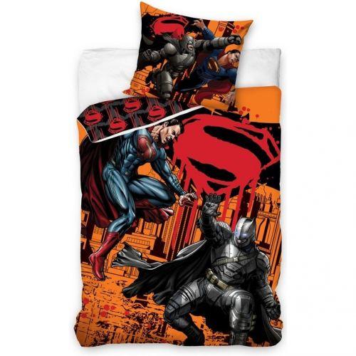 BedTex CARBOTEX Batman vs Superman bavlněné povlečení