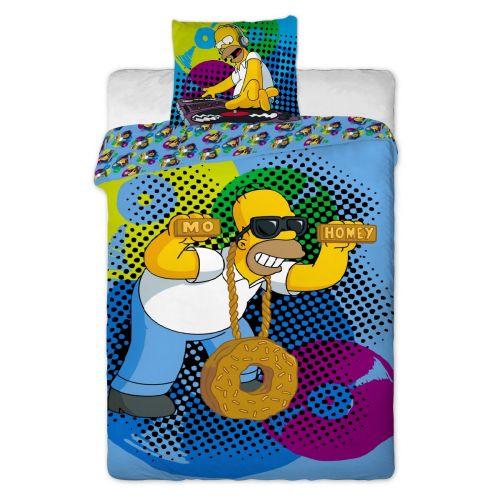 Jerry Fabrics Homer DJ bavlněné povlečení