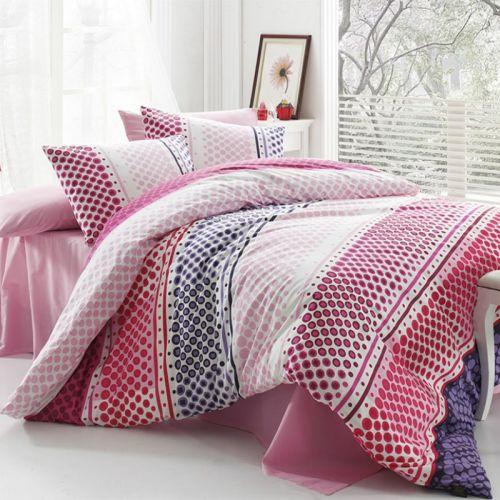 BedTex Tip Trade Fashion Pink bavlněné povlečení