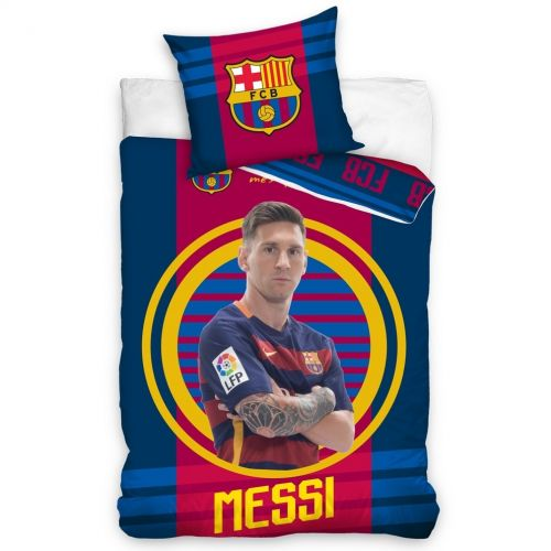 BedTex FC Barcelona Messi bavlněné povlečení