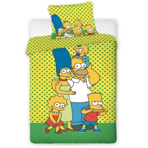 Jerry Fabrics The Simpsons bavlněné povlečení cena od 525 Kč