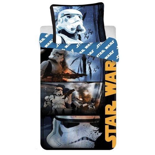 Jerry Fabrics Star Wars Stormtroopers bavlněné povlečení