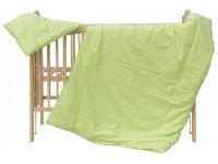Scarlett Blanka zelené bavlněné povlečení