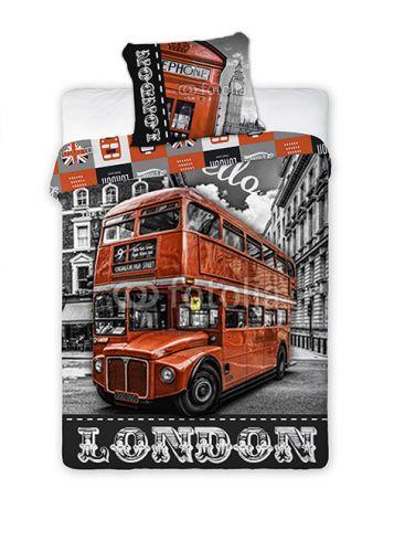 Faro London City 02 bavlněné povlečení