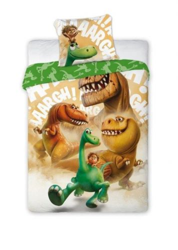 Faro Hodný dinosaurus 01 bavlněné povlečení