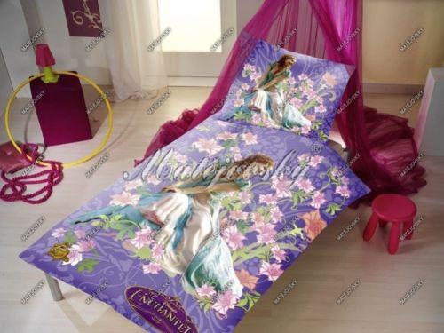 Matějovský Kouzelná romance fialová bavlněné povlečení