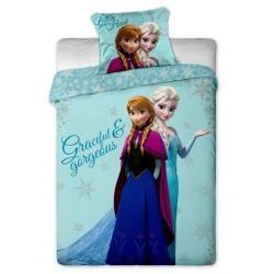 Jerry Fabrics Frozen sisters bavlněné povlečení