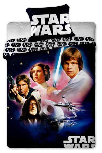 Jerry Fabrics Star Wars 01 bavlněné povlečení