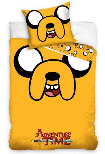 Tiptrade Adventure time Jake Čas na dobrodružství bavlněné povlečení