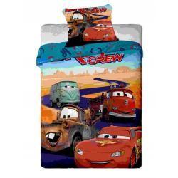Jerry Fabrics Disney Cars 2016 bavlněné povlečení