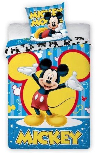 Faro Mickey Mouse barevné bavlněné povlečení