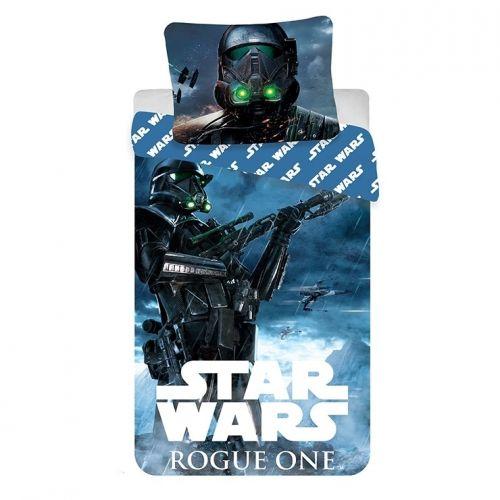 Jerry Fabrics Star Wars Rouge One bavlněné povlečení