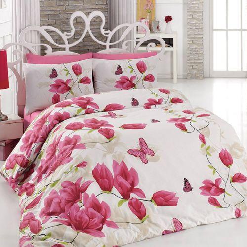 BedTex Tip Trade Alize Pink bavlněné povlečení