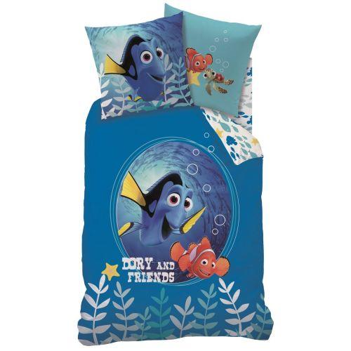 CTI Nemo,Dory a friends bavlněné povlečení