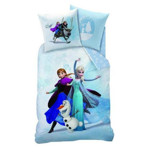 CTI Frozen Enjoy (Ledové království) bavlněné povlečení
