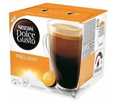 Nestle Nescafe Preludio 16 kapslí