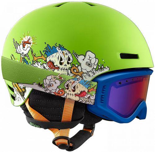 Anon Rime+Tracker helma