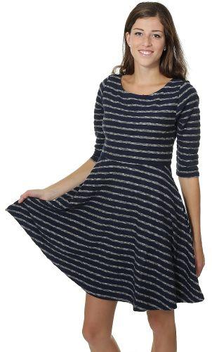 Brakeburn Jaquard Stripe šaty