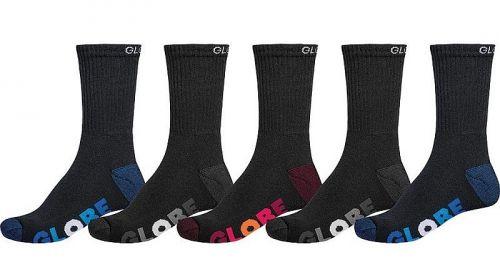 Globe Multi Stripe Crew ponožky