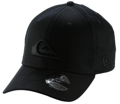 Quiksilver Mountain & Wave Black New Era 39Thirty kšiltovka
