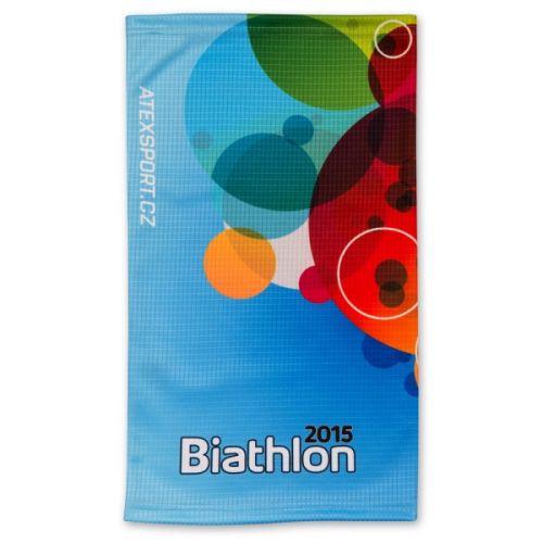 ATEX Biathlon NMNM šátek