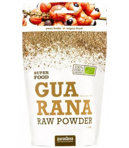 Purasana Guarana Powder BIO