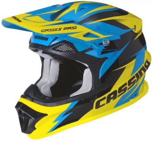 Cassida Cross Pro helma