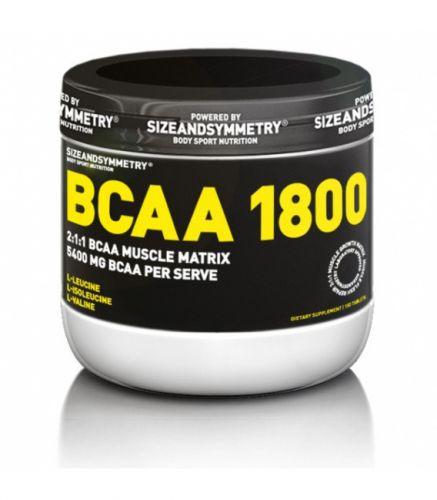 Sizeandsymmetry BCAA 1800 150 tablet