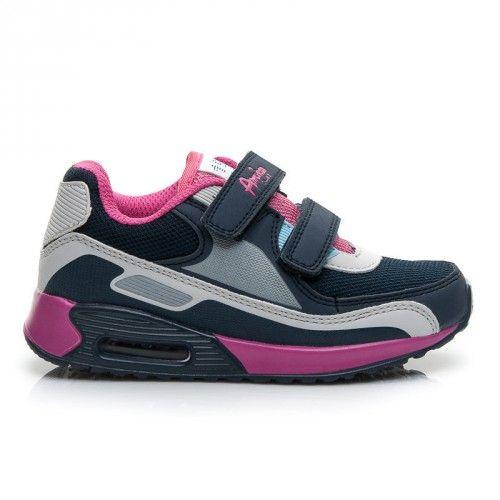 AMERICAN CLUB Sportovní dětské botasky