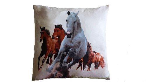 APEX Stádo koní 3D polštářek