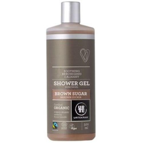 Urtekram Sprchový gel BIO brown sugar 500 ml