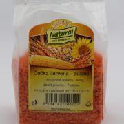 Natural pack Čočka červená půlená 400 g