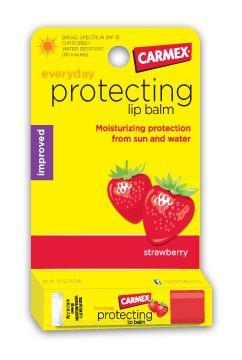 Carmex Balzám na rty Strawberry v tyčince 4,25 g