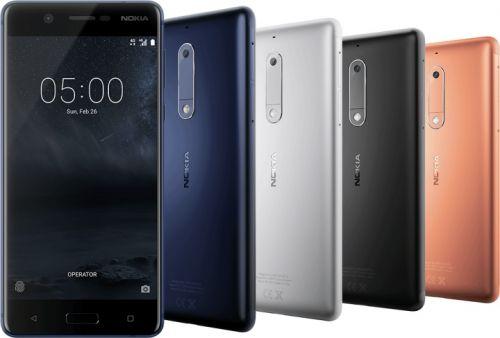 Nokia 5 cena od 2990 Kč