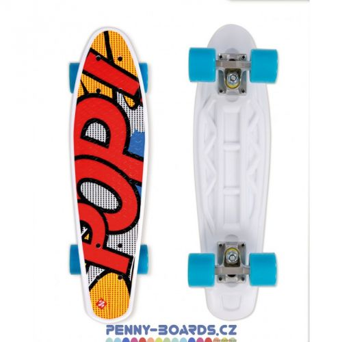 STREET SURFING POP POPSI YELLOW 21,6