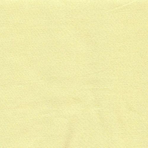 Brotex světle žluté bavlněné prostěradlo