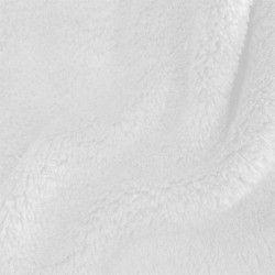 Aesthetic Smetanové mikroplyšové prostěradlo