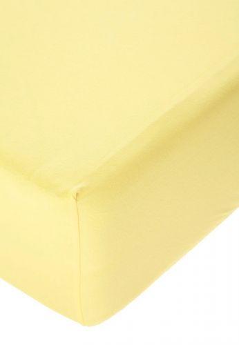 Polášek Vanilkové jersey prostěradlo