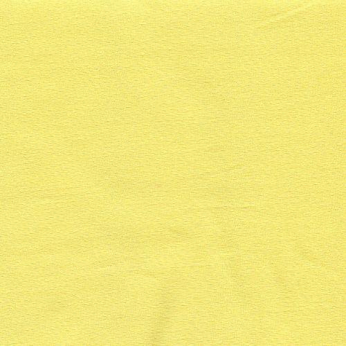 Brotex sytě žluté bavlněné prostěradlo