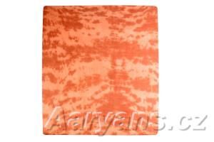 Aaryans batika hnědé prostěradlo