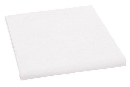 Brotex bílé bavlněné prostěradlo