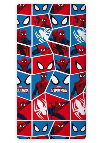 Faro Spider-Man 01 bavlněné prostěradlo