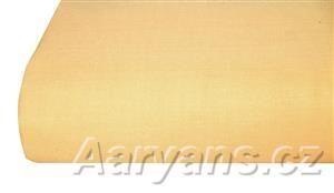 Aaryans Pastelové žlutá bavlněná plachta
