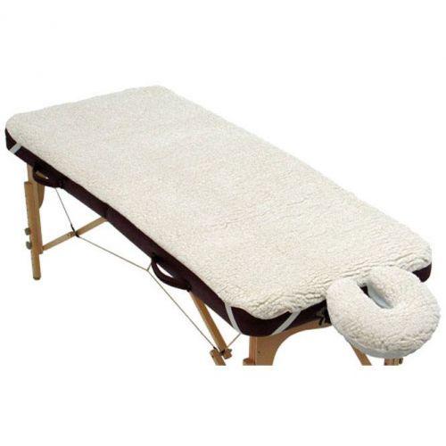 Bodhi Fleecové prostěradlo na masážní stůl a podhlavník
