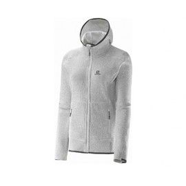 Salomon Bise hoodie w cane mikina