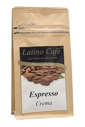 Great Tea Garden Káva Espresso Latino Café® mletá 100 g cena od 79 Kč