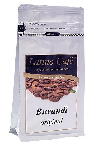 Great Tea Garden Káva Burundi mletá 100 g cena od 79 Kč