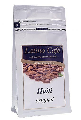 Great Tea Garden Káva Haiti mletá 100 g