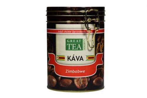 Great Tea Garden Mletá káva Zimbabwe v dóze cena od 179 Kč